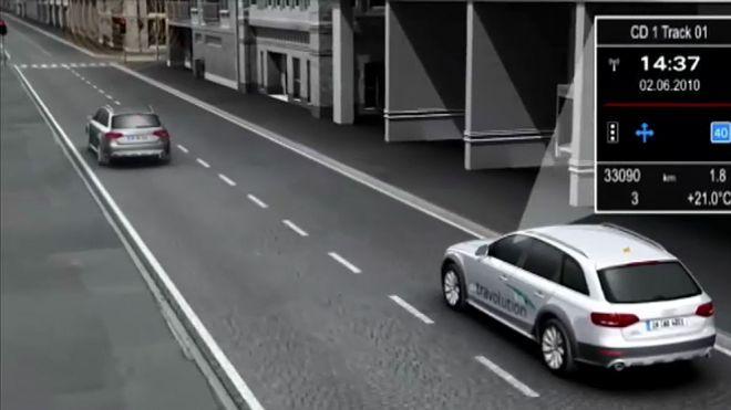 2014 Programa 54 - El futuro según Audi