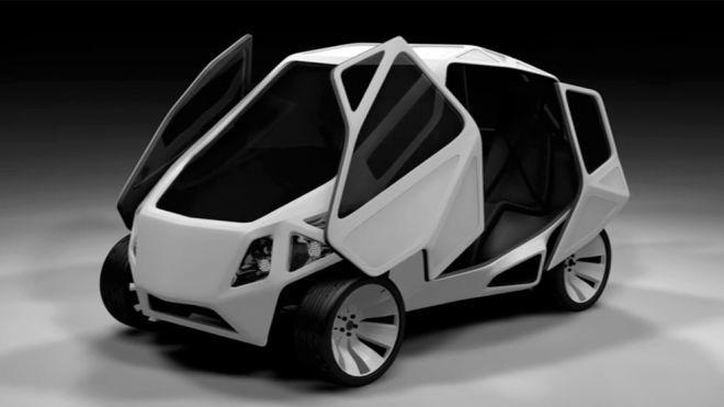 2014 Programa 69 - Exo Electric City Car