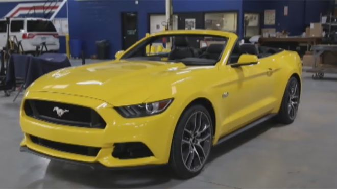 2014 Programa 77 - Ford Mustang