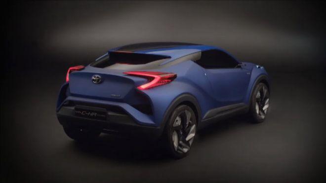 2014 Programa 84 - Toyota C-HR Concept
