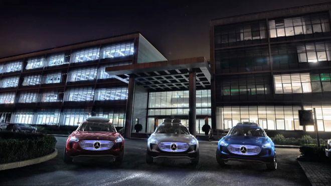 2014 Programa 90 - Mercedes GL blindado