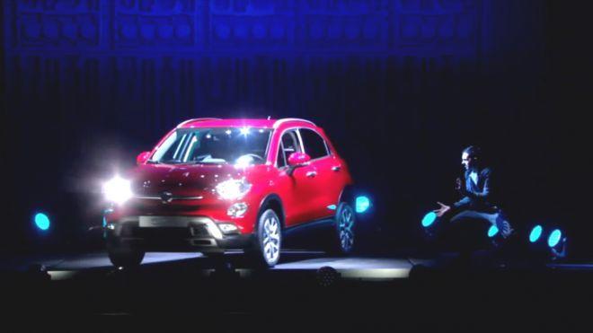 2015 Programa 103 - Fiat 500X Dynamo