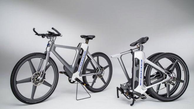2015 Programa 121 - Ford MoDe:Flex eBike, la bici del futuro
