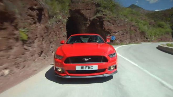 2015 Programa 124 - Ford Mustang V8