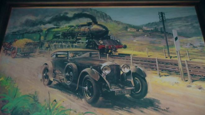 2015 Programa 143 - Un Bentley contra un tren