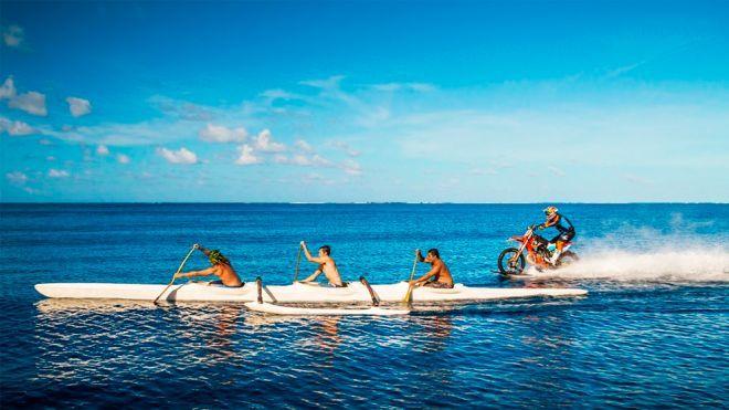 2015 Programa 146 - Motocross sobre agua