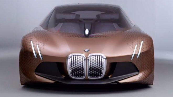 2016 Programa 160 - Nuevo modelo deportivo y futurista de BMW