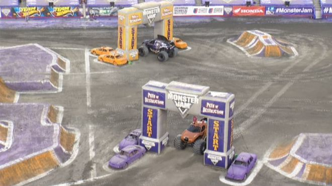 2016 Programa 163 - Los Monster Jam arrasan Massachusetts