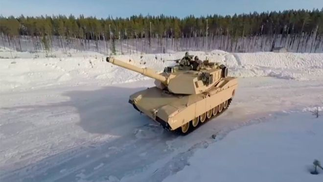 2016 Programa 173 - Tanques en la nieve