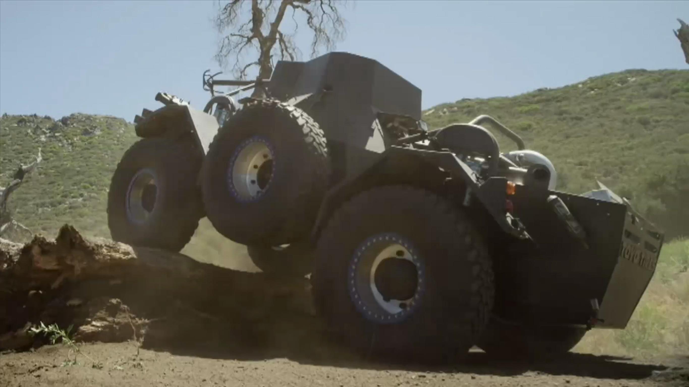 2016 Programa 183 - De vehículo militar a off road