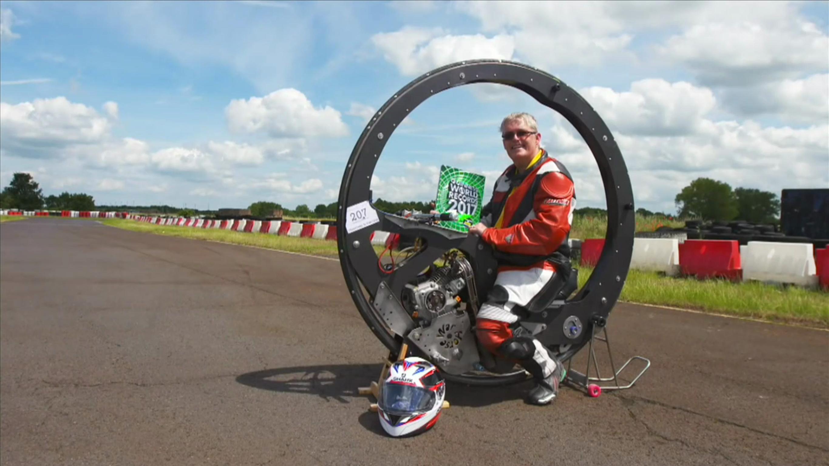 2016 Programa 185 - El monociclo más rápido del mundo