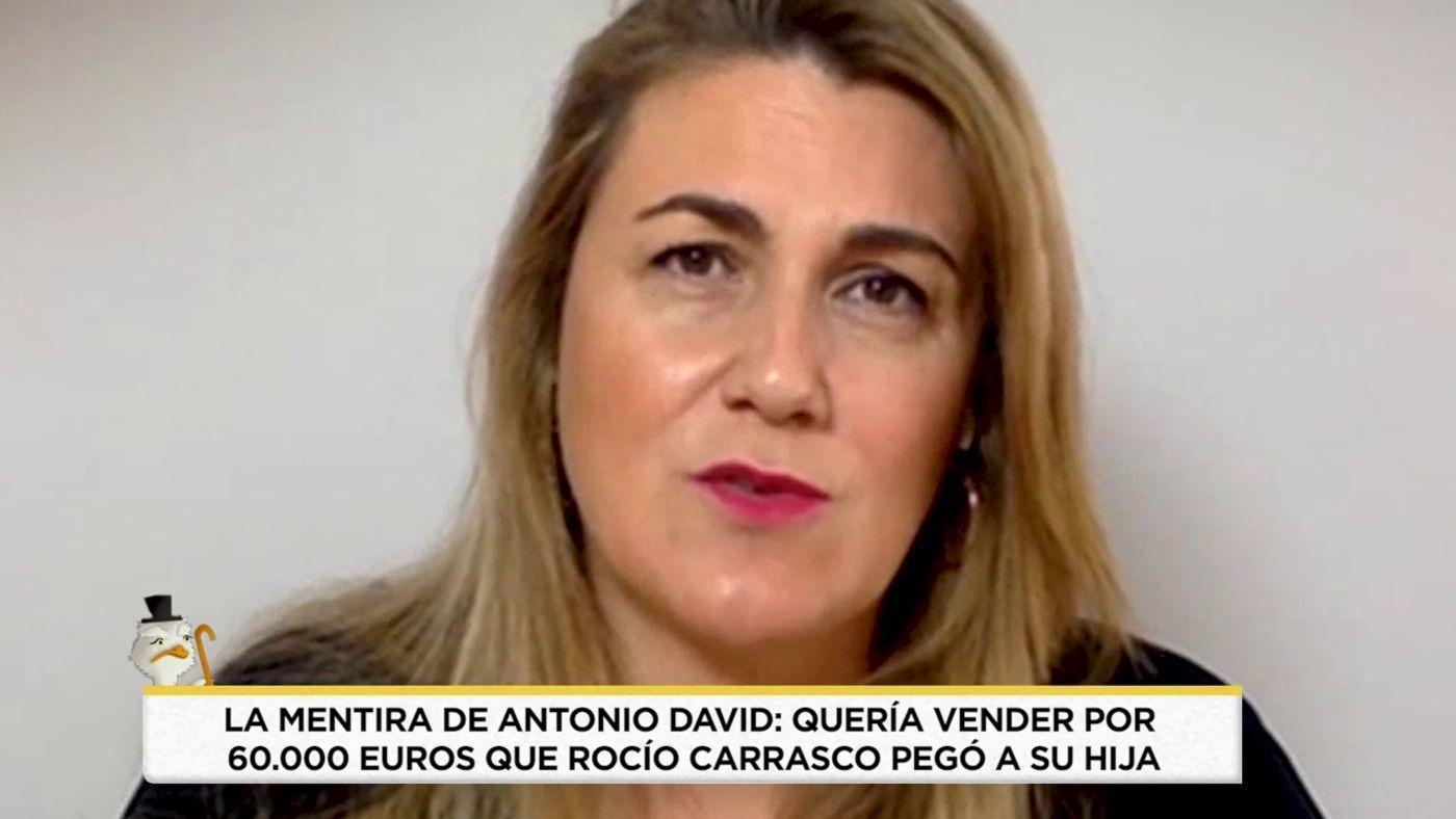 Carlota Corredera desvela detalles sobre la reunión de Antonio David con el 'Deluxe' en 2012 - Programa 448