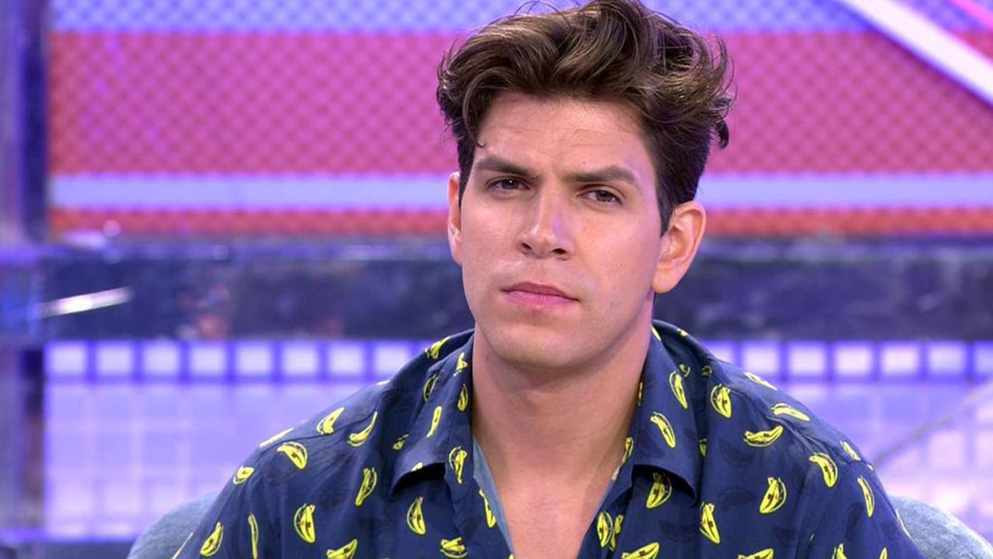 Diego Matamoros olvida a Estela Grande con una mujer famosa - Programa 340
