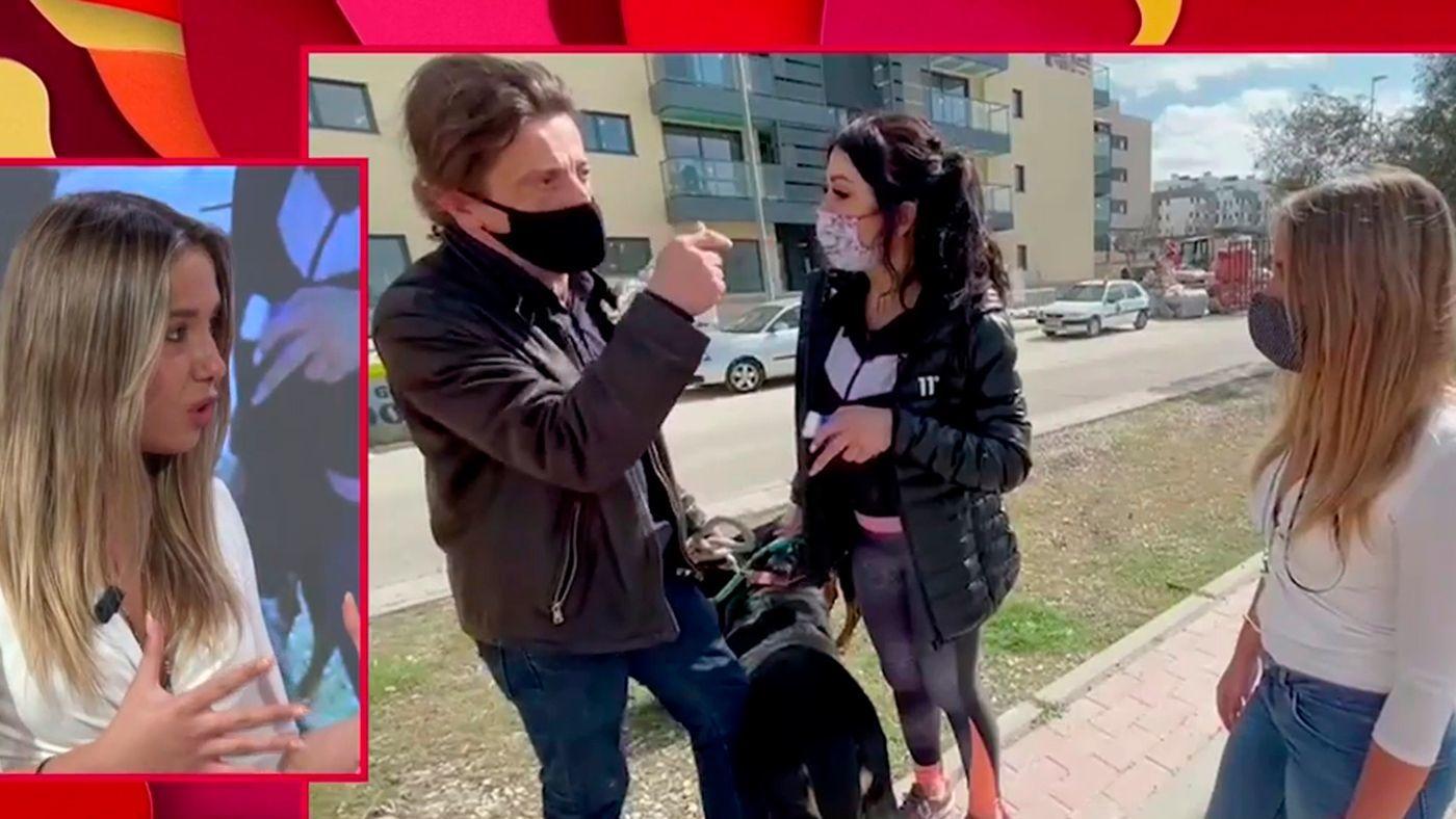 Maite Galdeano echa de casa a su novio tras el altercado con una reportera - Programa 431