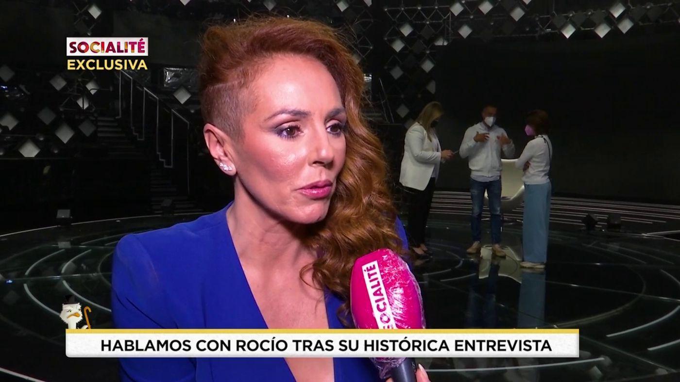 Seis horas en exclusiva con Rocío Carrasco - Programa 447