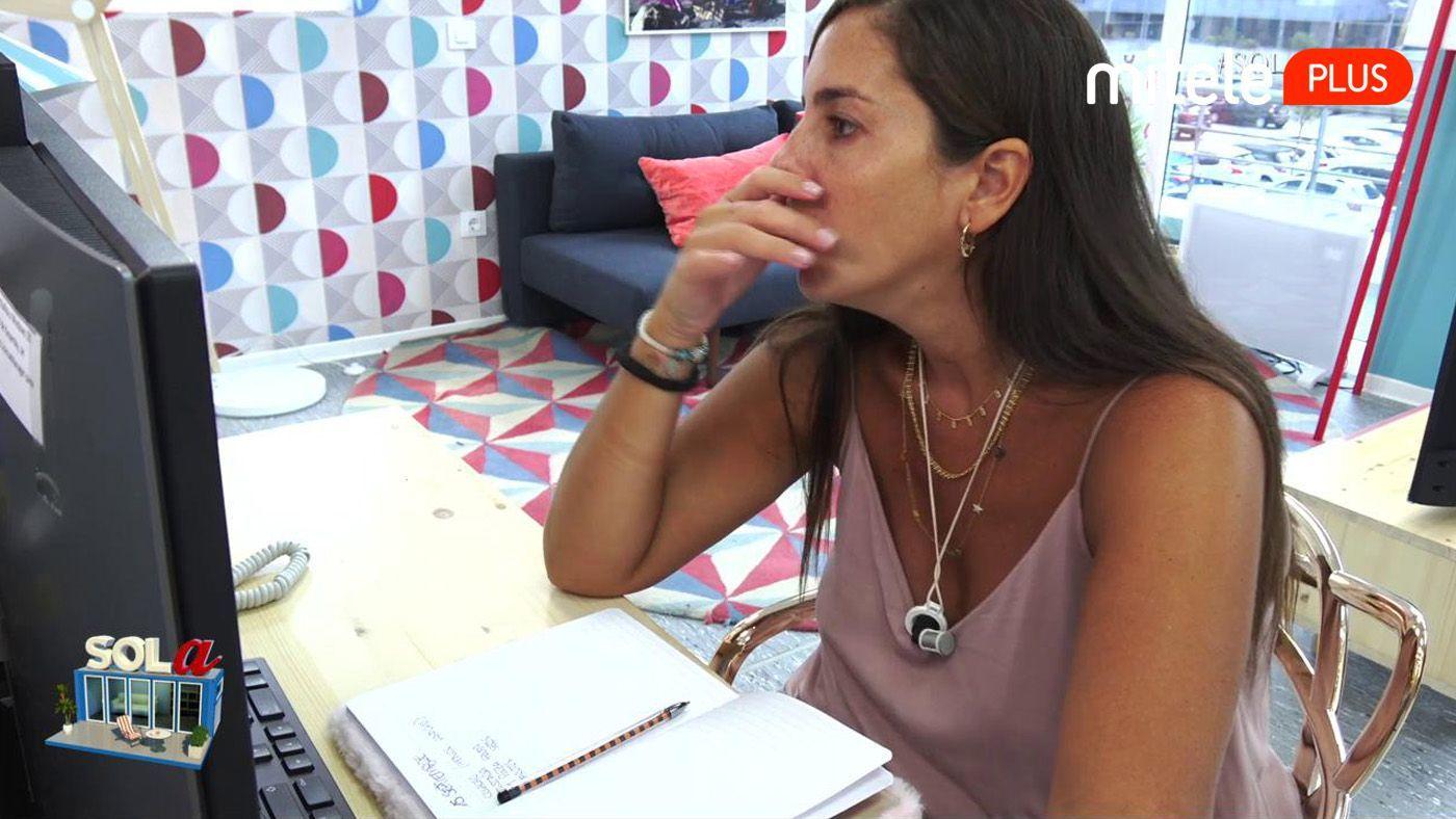 Anabel Pantoja La charla con el nutricionista - Anabel Pantoja cuenta sus complejos y su dificultad para perder peso
