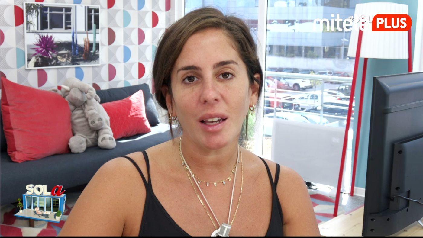 Anabel Pantoja Nos cuenta sus impresiones sobre su estancia en el 'pisito' - Anabel anuncia que termina su aventura en 'Sola'