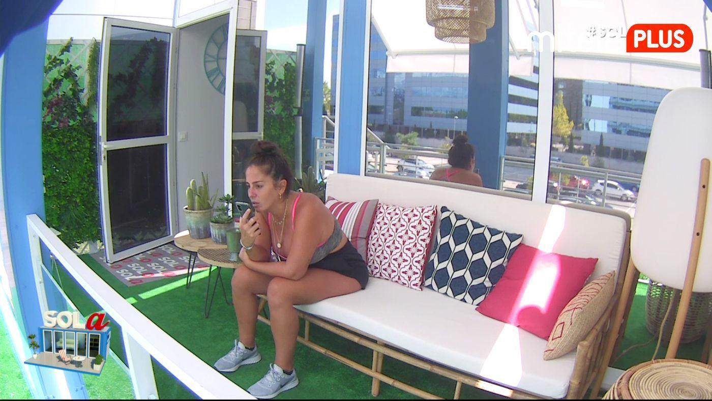 Anabel Pantoja Una llamada sorpresa - Anabel Pantoja habla con su novio