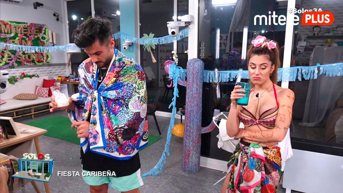 Bea y Dani Fiesta caribeña - Los ánimos brillan por su ausencia