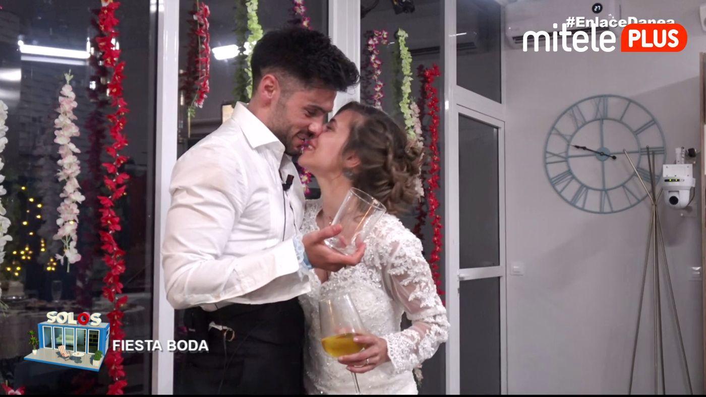 Bea y Dani Fiesta Just Married - La fiesta nupcial