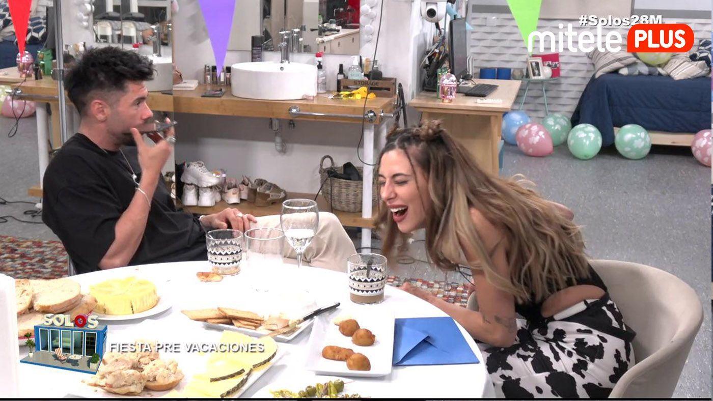 Bea y Dani Fiesta prevacaciones - Despidiendo el finde
