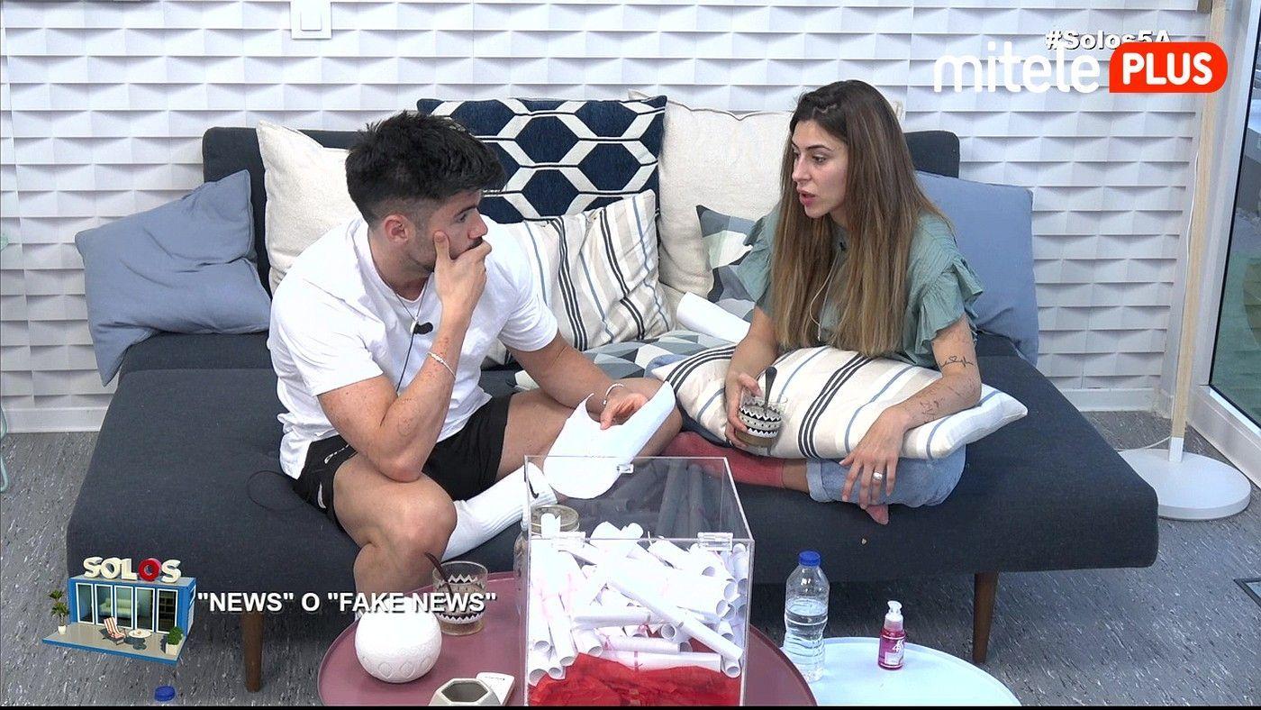 Bea y Dani News or fake news - ¿Verdadero o falso?
