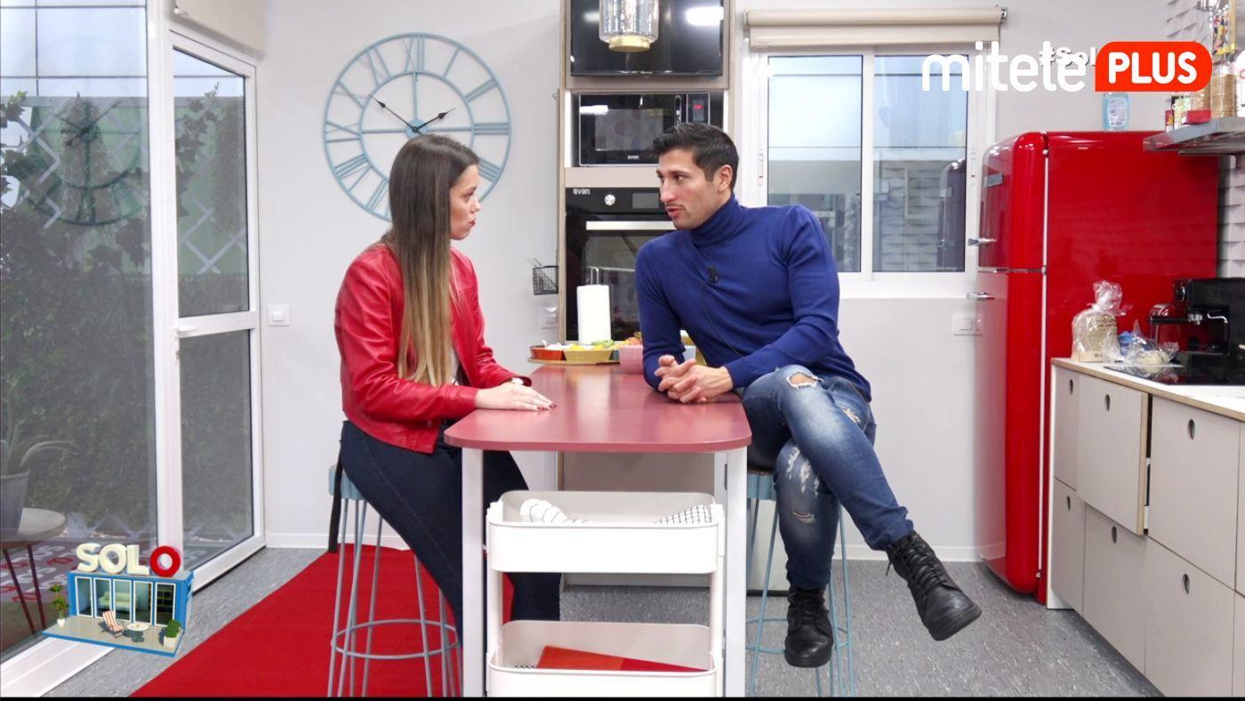 Gianmarco Onestini Gianmarco conoce a Andrea - Tercera cita