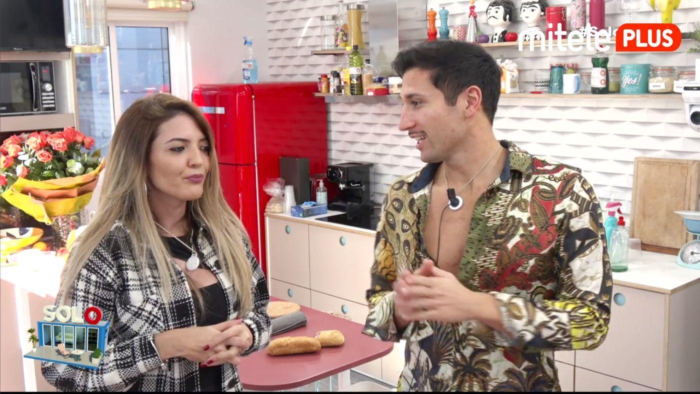 Gianmarco Onestini Gianmarco conoce a Jennifer - Repescada por la audiencia
