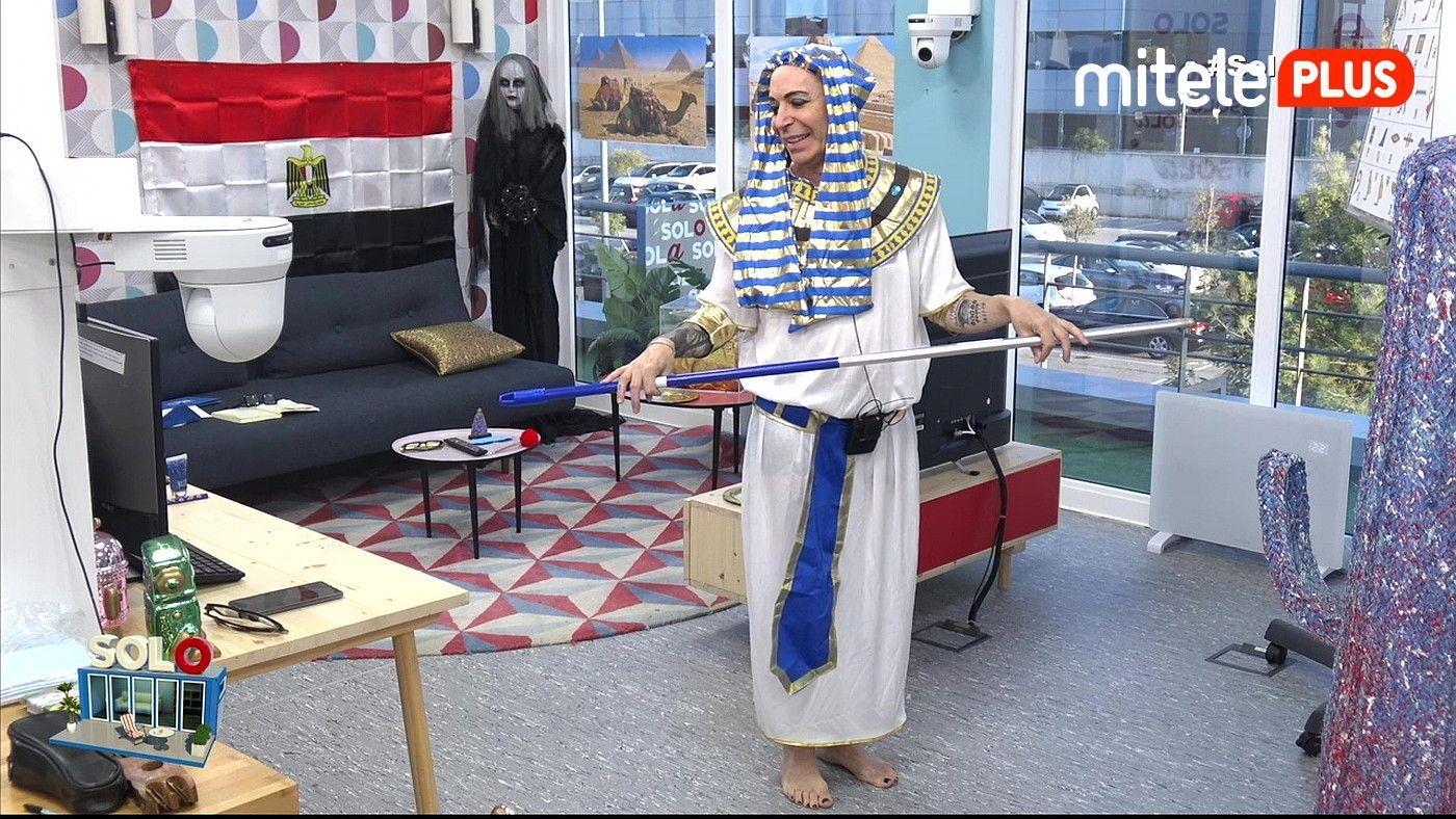 Maestro Joao Danza saidi - Un antiguo baile egipcio