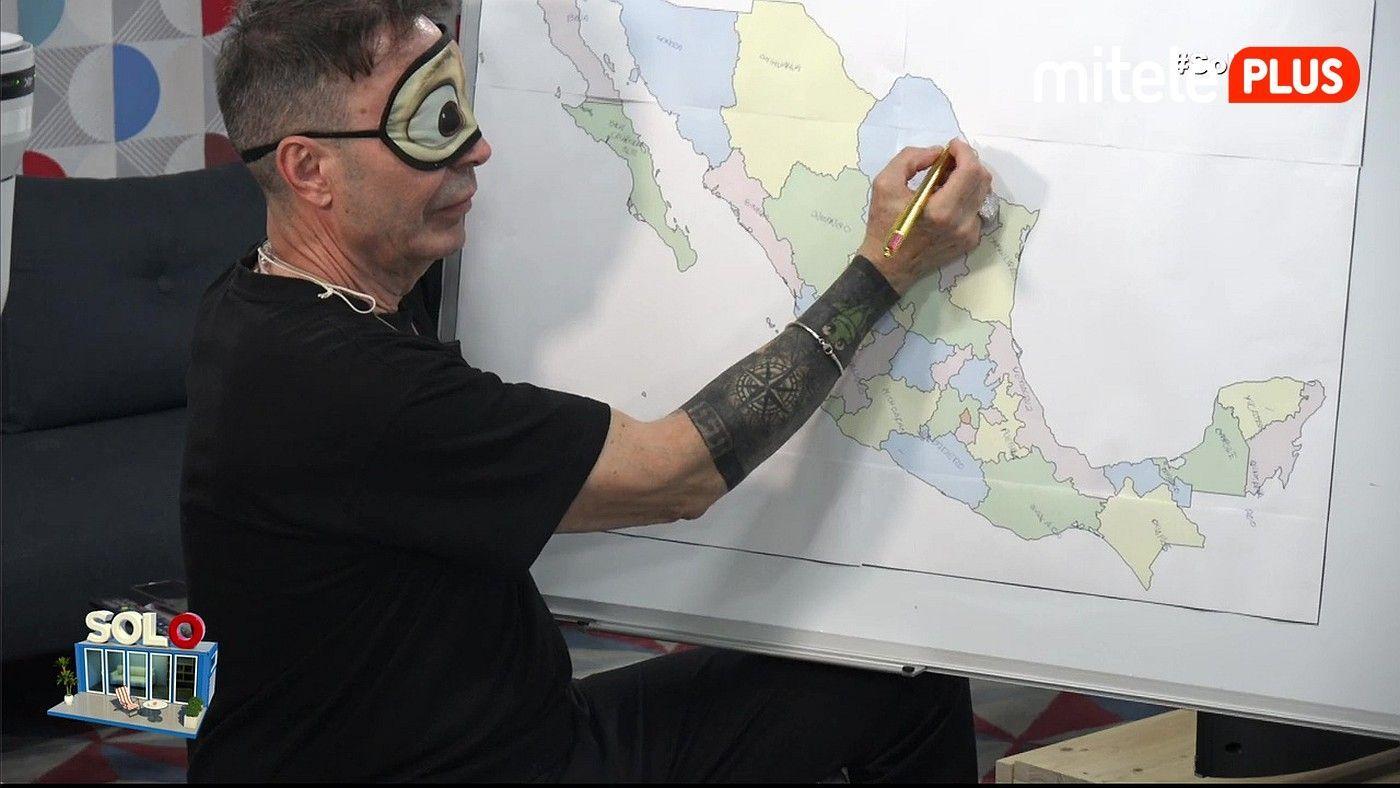 Maestro Joao Videollamada de Bárbara - Otra prueba de geografía