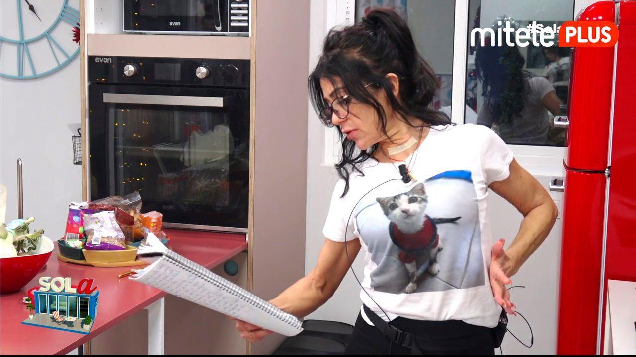 Maite Galdeano Creando su propio villancico - Despidiendo el 2020