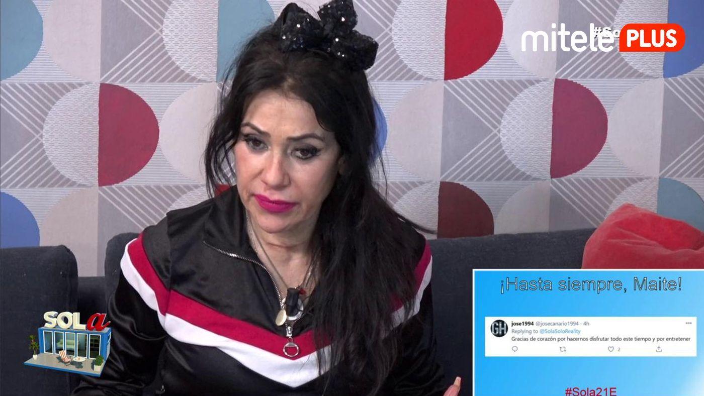 Maite Galdeano Despedida de los fans - ¡Hasta siempre Maite!