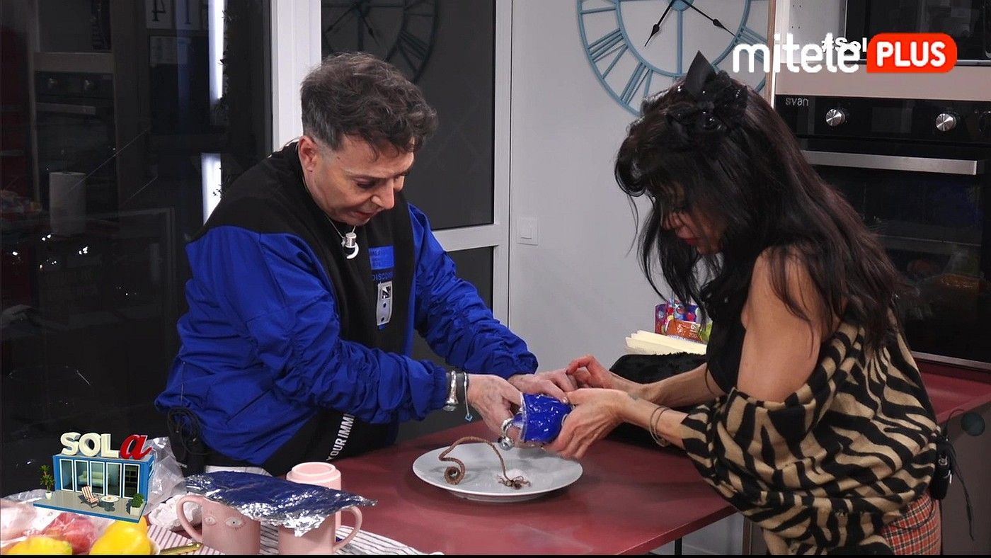 Maite Galdeano Joao vuelve a ver a Maite - La larva astral