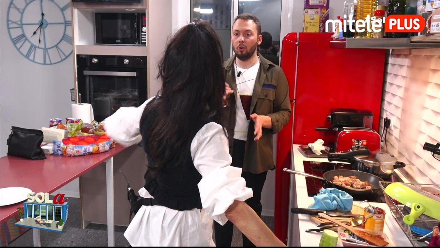 Maite Galdeano La broma de Avilés - Cena envenenada