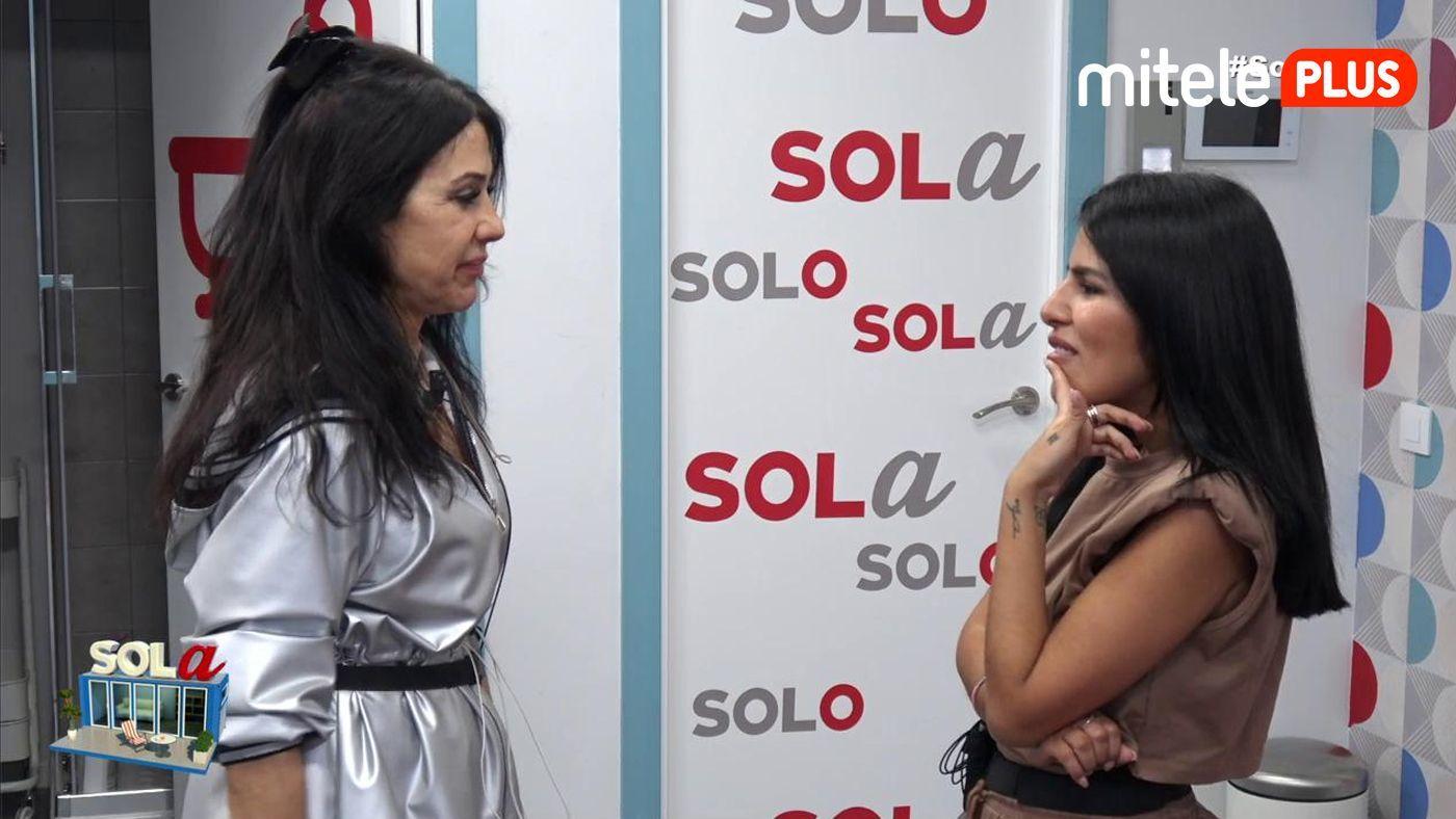 Maite Galdeano Visita Isa Pantoja - Mesa y confidencias