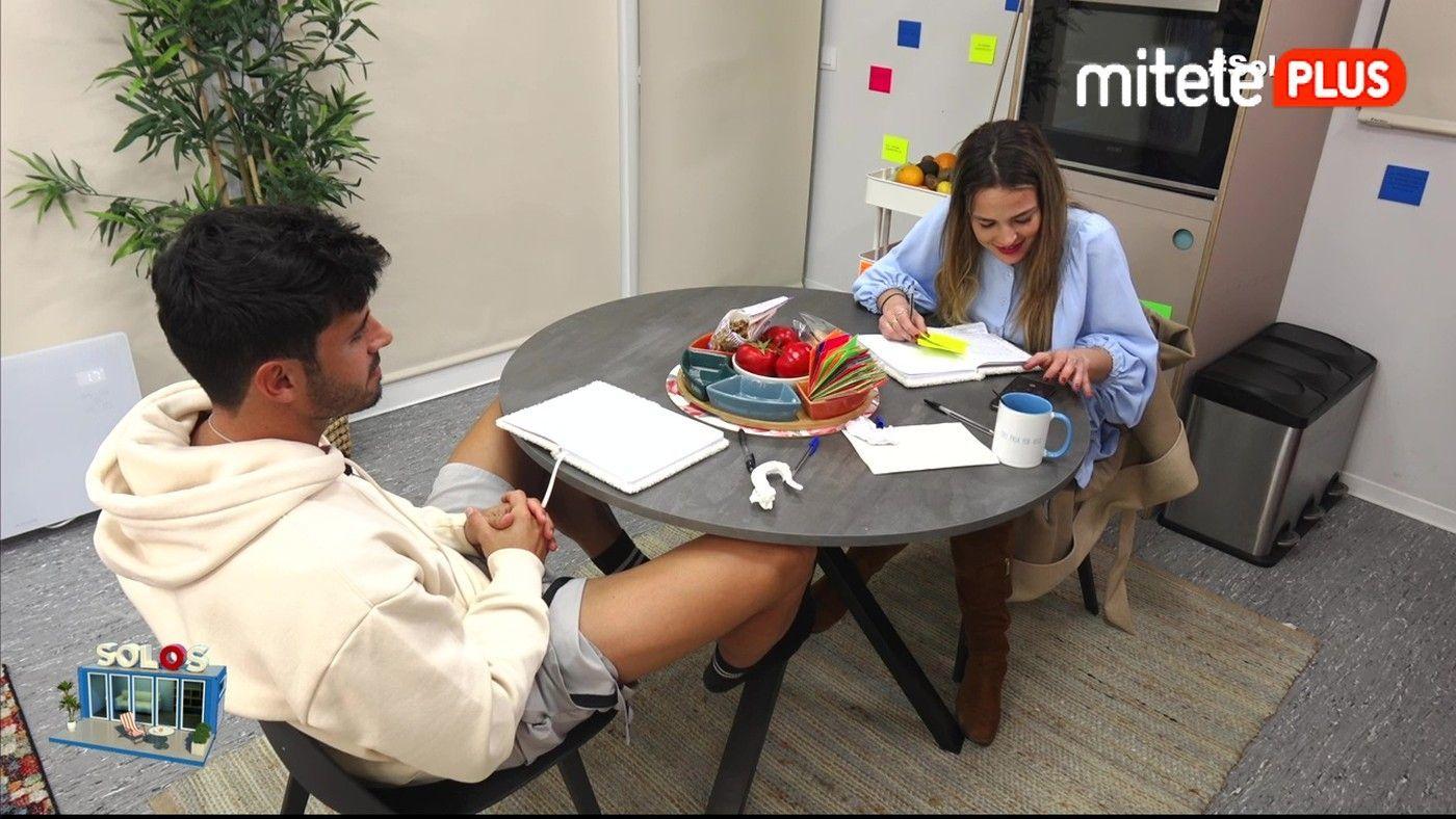 Marta y Noel El juego de sus vidas - Para seguir conociéndose