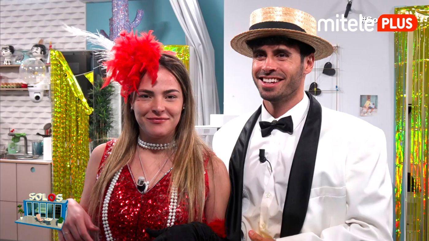 Marta y Noel Fiesta Años 20 - Noche de sábado