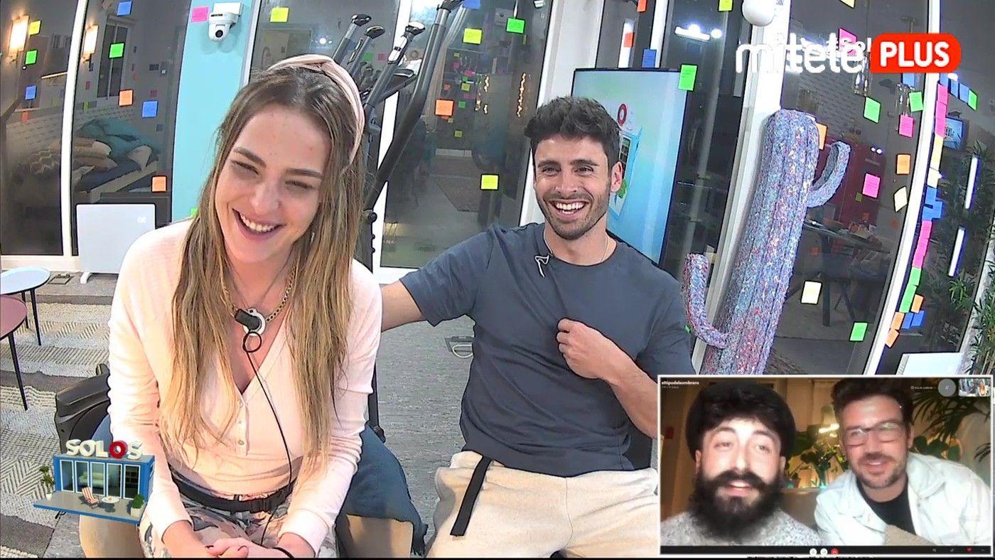 Marta y Noel Llamada de Aritz - Un nuevo formato televisivo para Marta