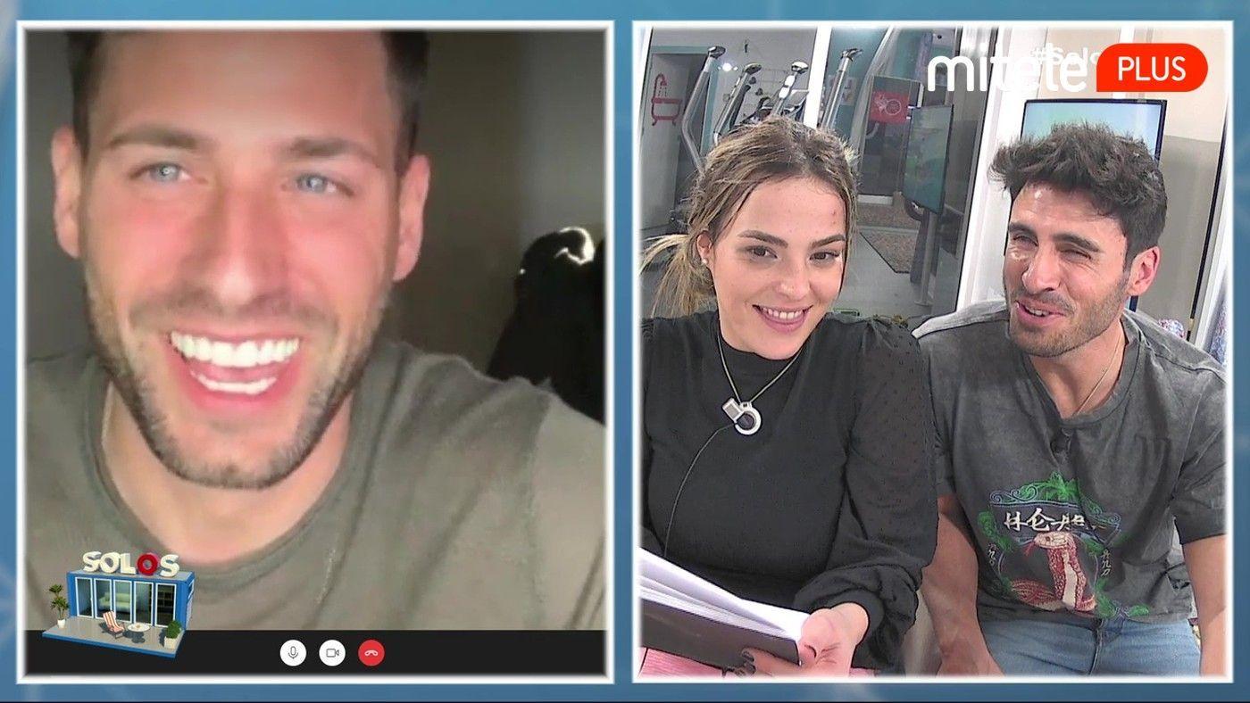 Marta y Noel Videollamada con Albert Álvarez - Buen amigo de Marta