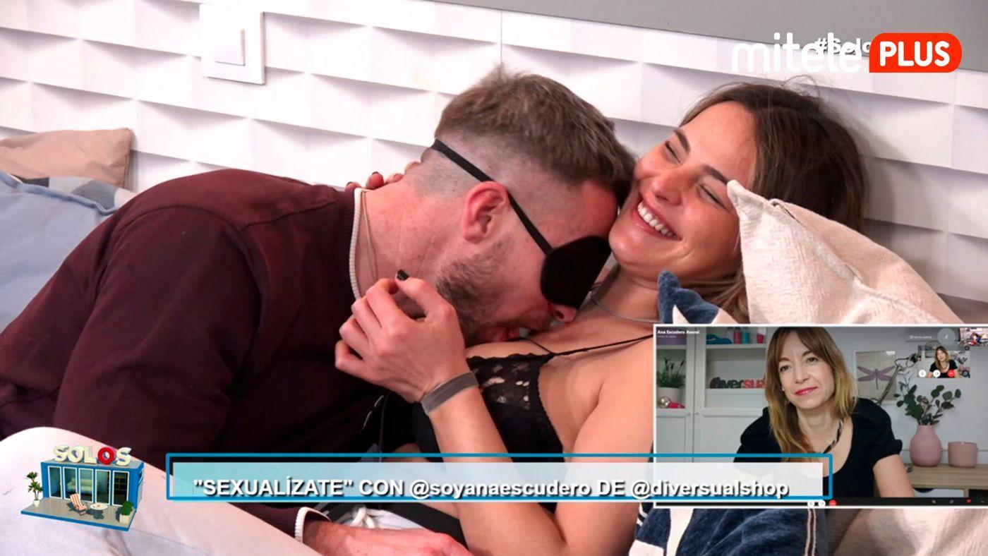 Marta y Tony Erotic party - Rienda suelta a la pasión