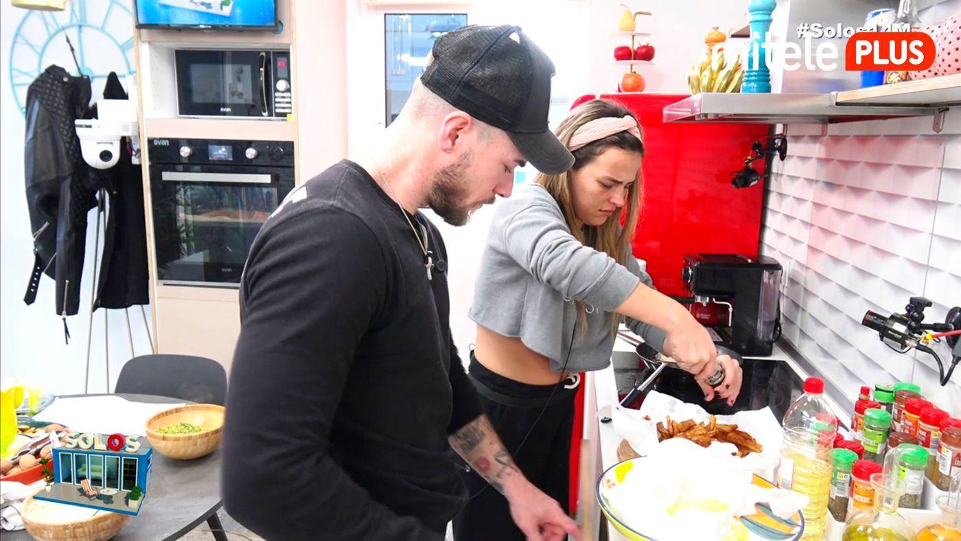 Marta y Tony Fish and chips - Chefs británicos