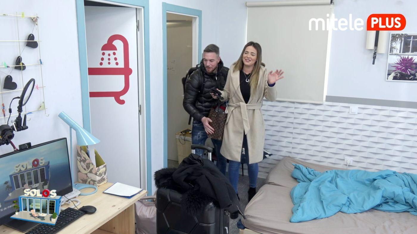 Marta y Tony Salida del pisito - Fin de la aventura