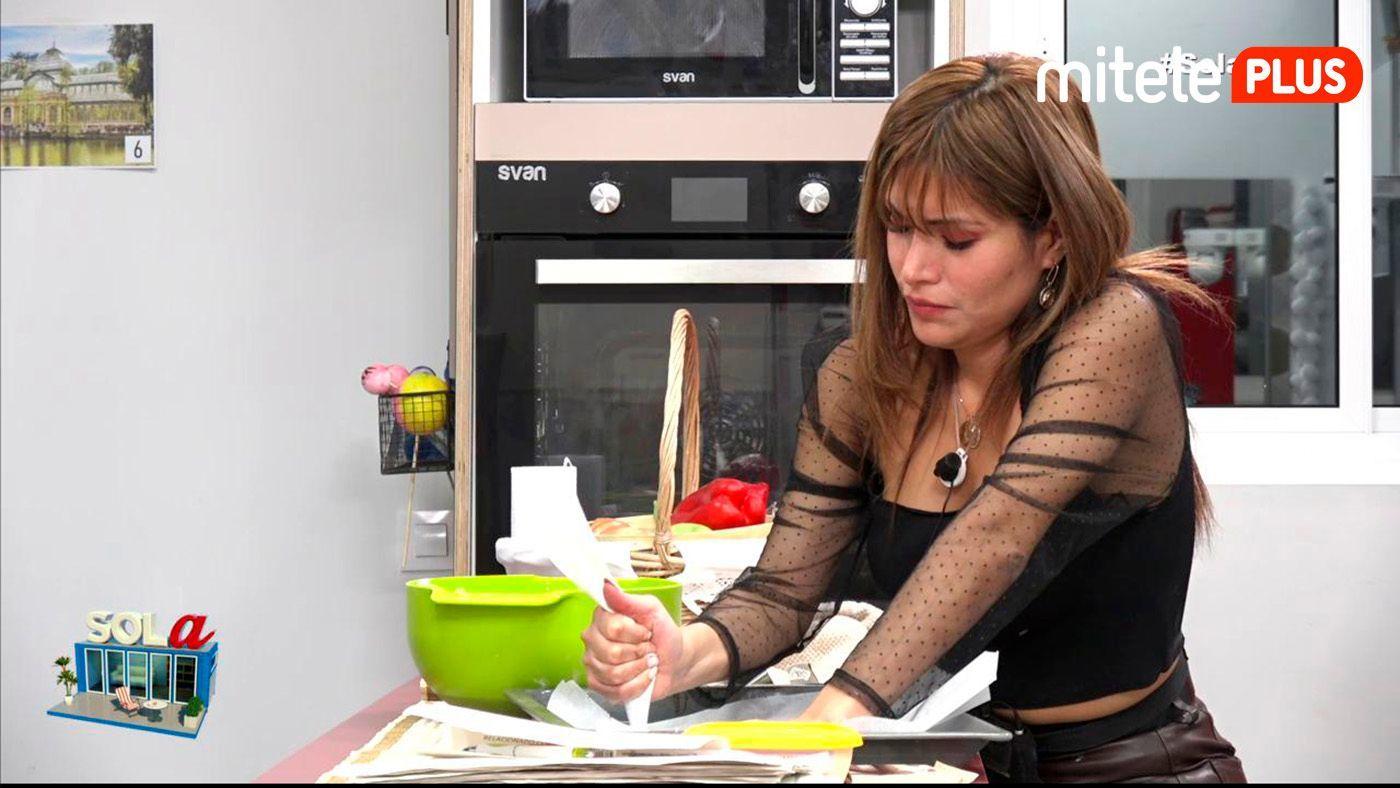 Miriam Saavedra Chocolate con churros - La auténtica receta