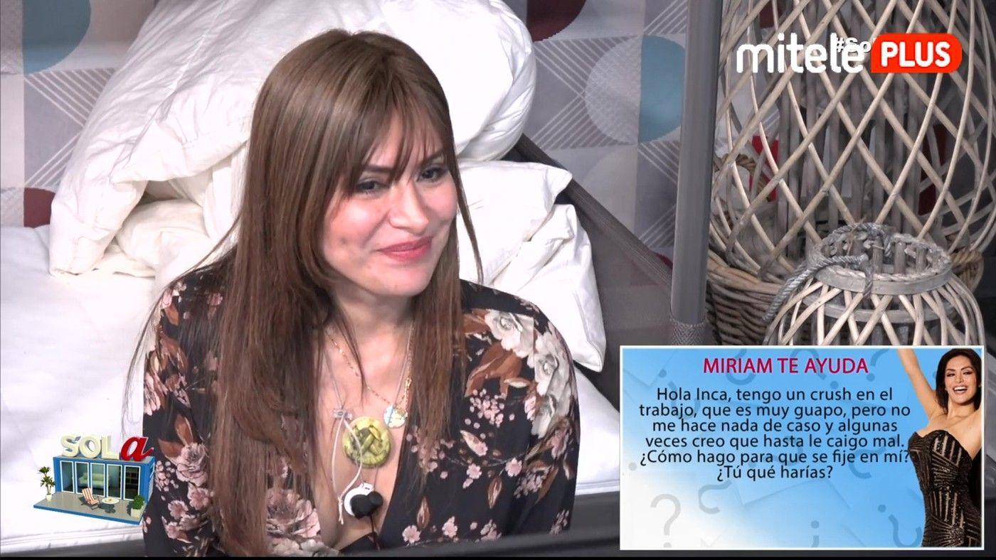 Miriam Saavedra Consultorio sentimental - Miriam resuelve tus dudas