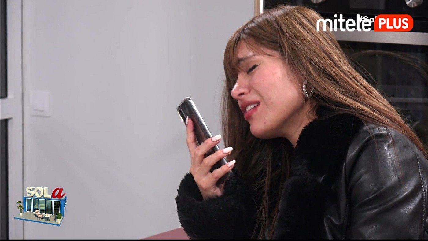 Miriam Saavedra La Macarena - Miriam busca alguien que le cante en Sevilla