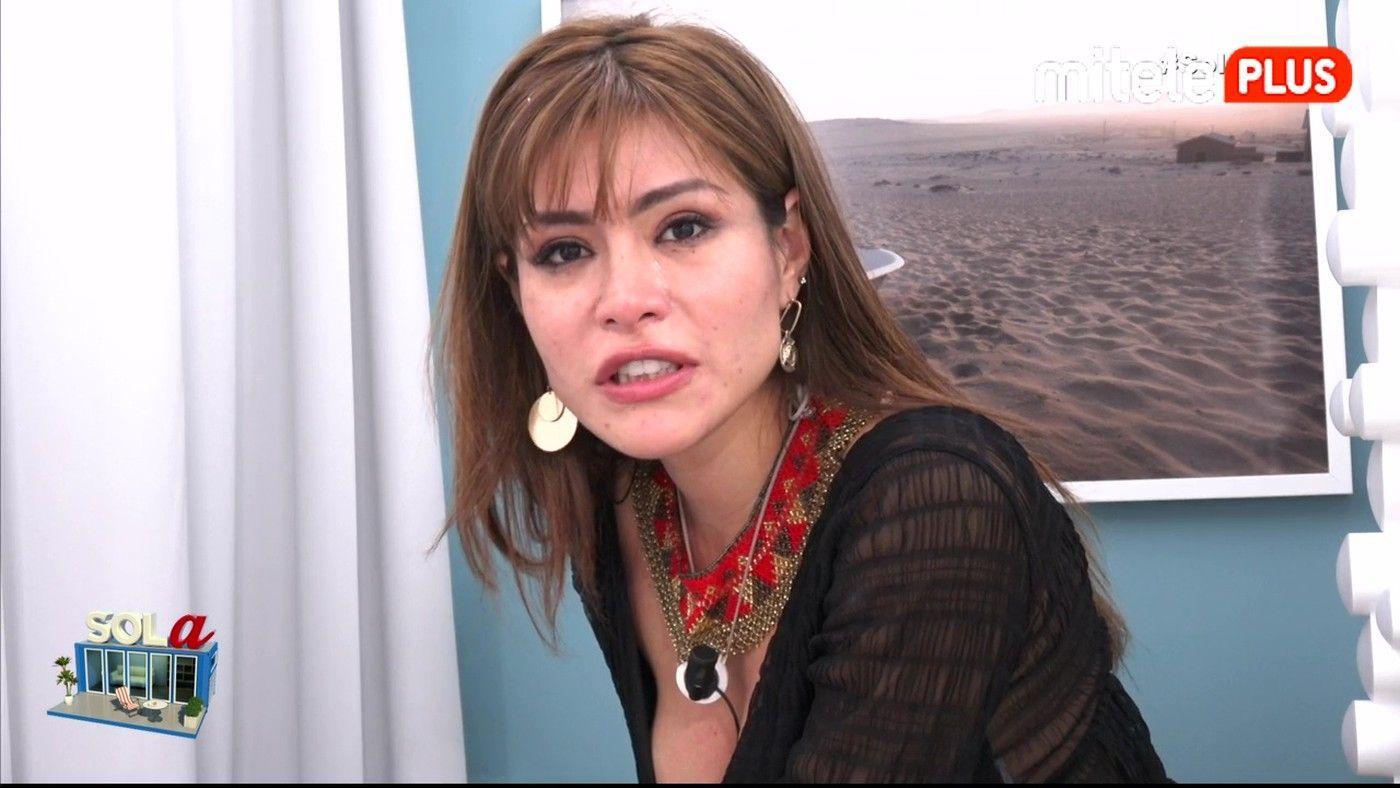 Miriam Saavedra Las última horas de Miriam - Canta, reza y se emociona