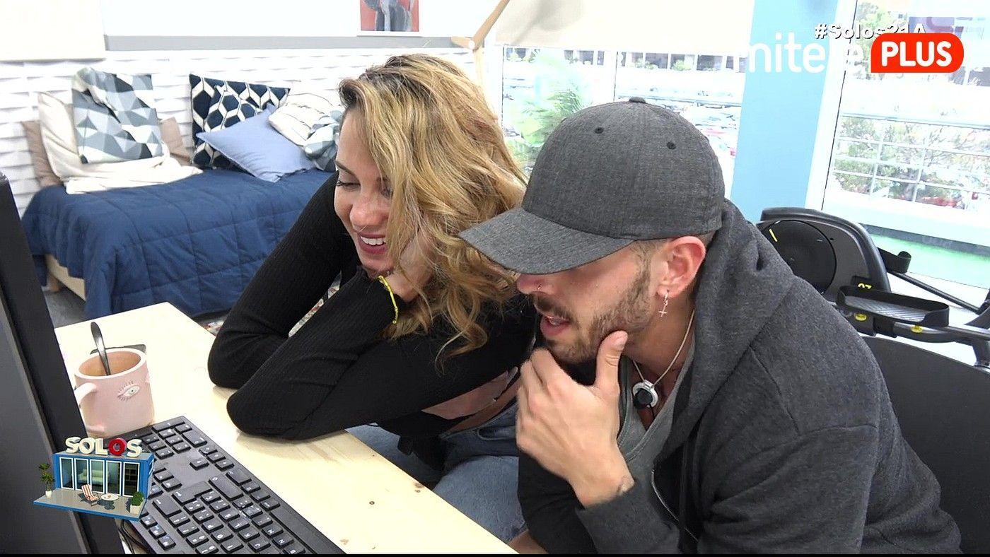 Samira y Óscar Directo de Instagram - Al habla con sus seguidores