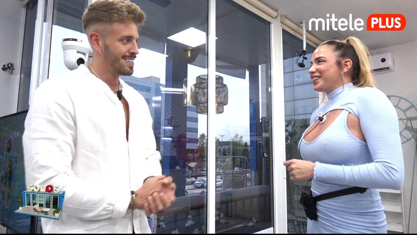 Samira y Óscar ¡Llegan Samira y Óscar! - Nuevos inquilinos