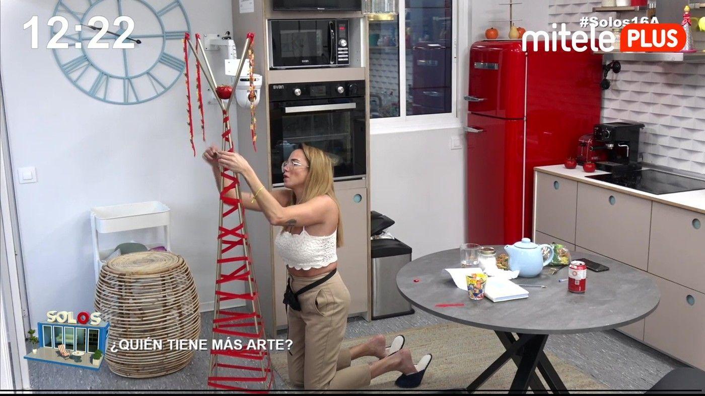 Samira y Óscar ¿Quién tiene más arte? - Duelo artístico con Samira y Óscar