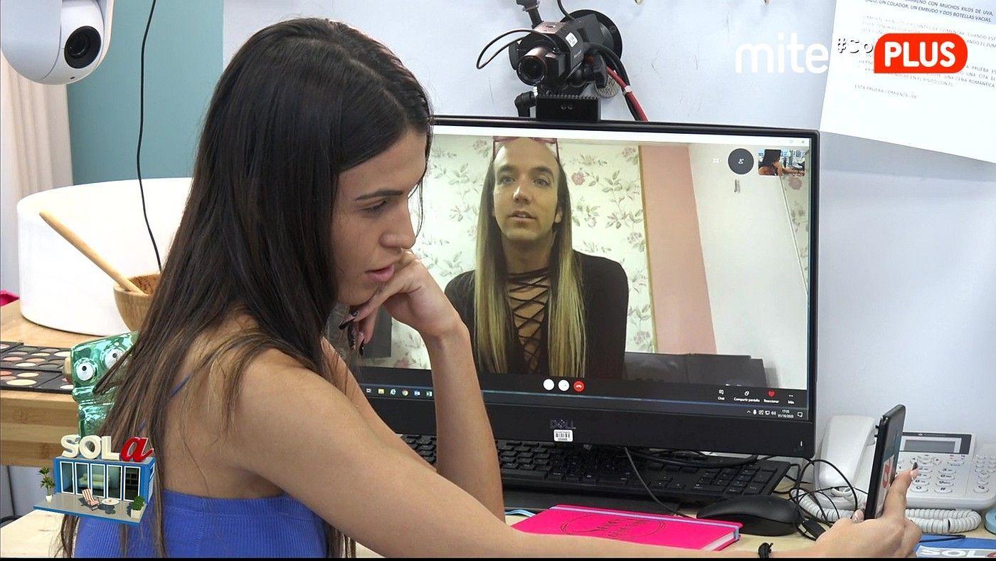 Sofía Suescun Clase de Tik Toks con Aless Gibaja - Nueva tanda de